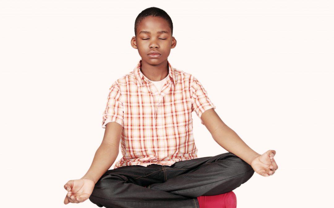 Yoga therapy in pediatric mental health