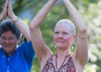 Filling the gaps after cancer treatment: Patient empowerment through yoga therapy