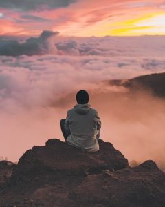 Is it the breath or the meditation?