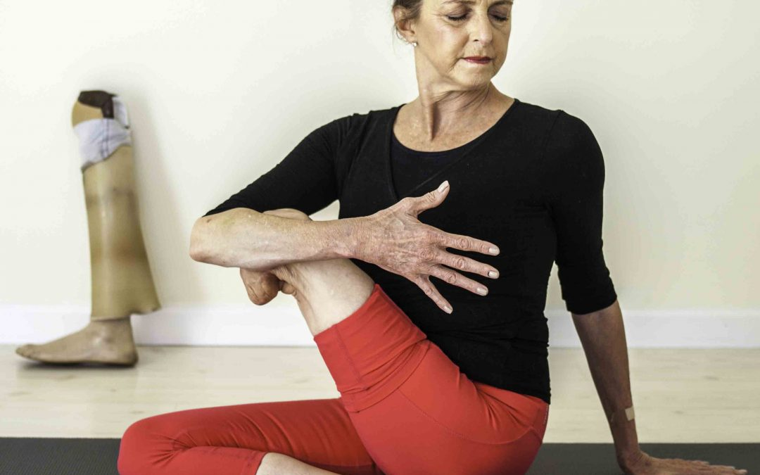 Life reimagined: Yoga therapy for amputees