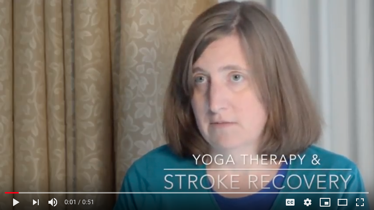 Yoga as a complementary therapy for stroke