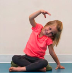 Helping kids with cancer stay active: Yoga in pediatric oncology