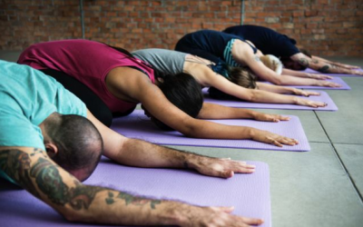 "Psychology Today: ""How to Recharge Your Mind and Body with Therapeutic Yoga"""