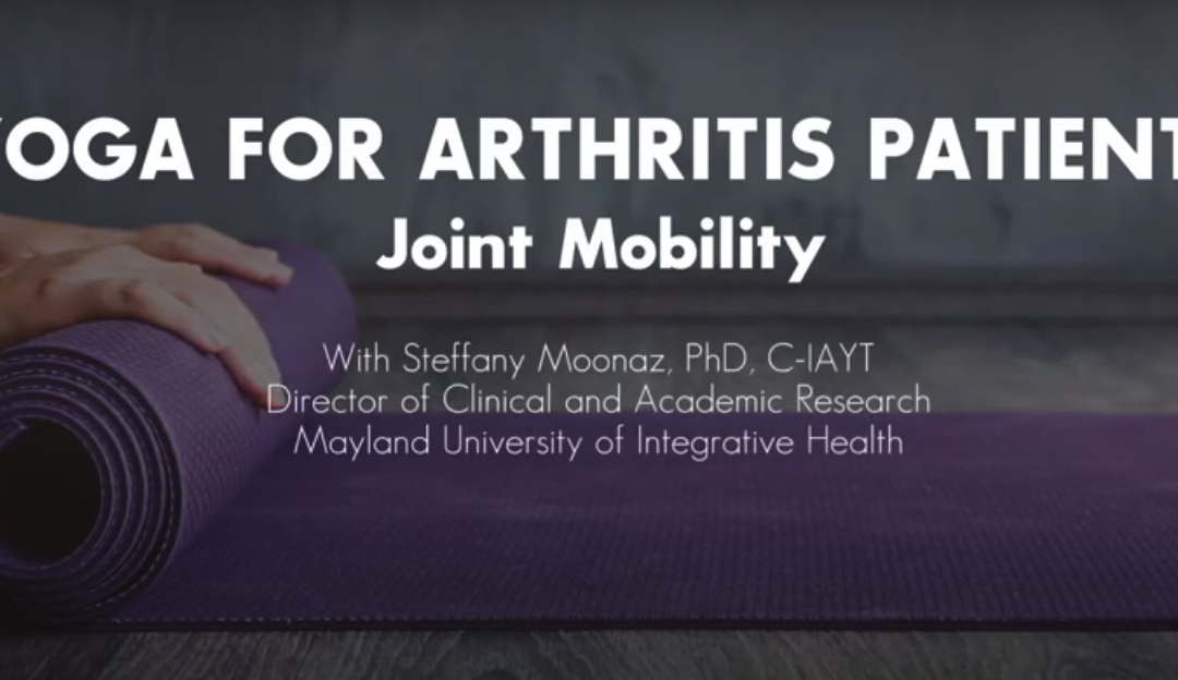 Video: Yoga for Arthritis Patients