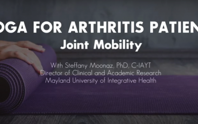 Video: Yoga for Arthritis Patients