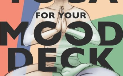 MEDIA REVIEW: Yoga for Your Mood Deck, by Amy Weintraub