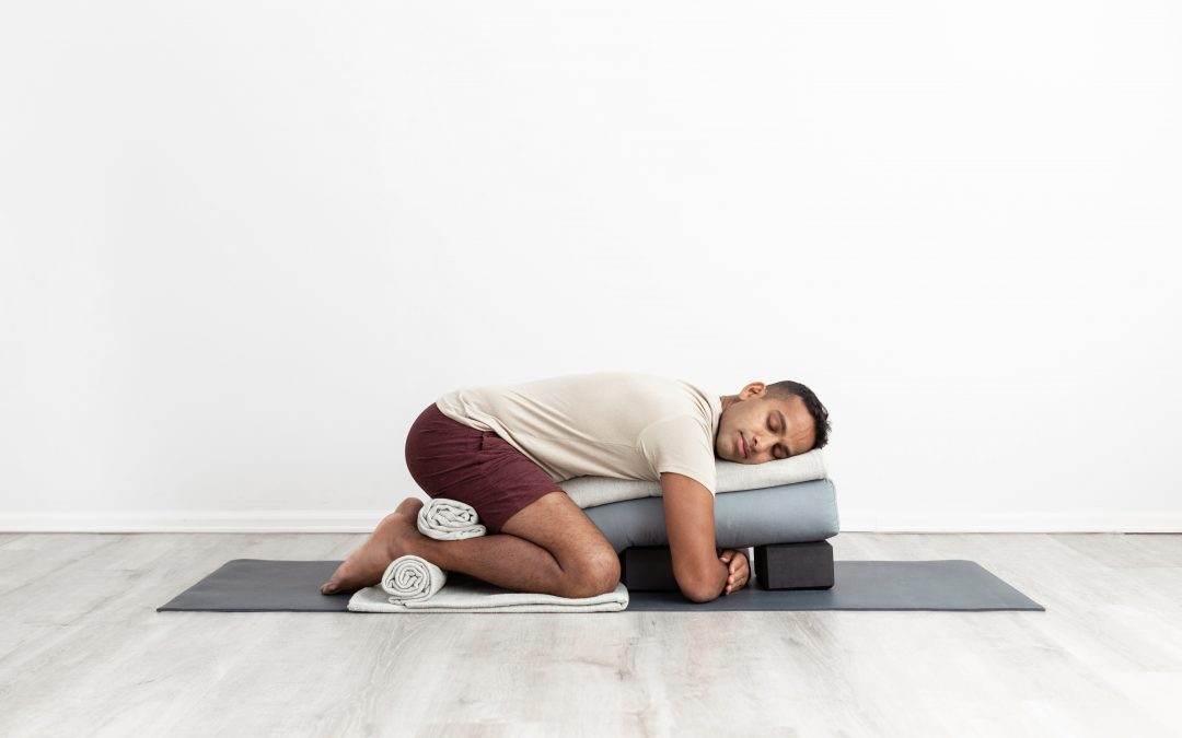 Why Restorative Yoga may not be what you want—but could be what you need